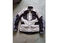 Alpinestars Drystar Textiles - Jacket and Trousers - Great condition - Waterproof - Removable layers