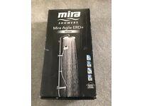 Mixer shower: Mira Agile ERD+