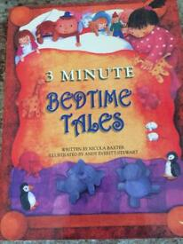 3 minute bedtime tales