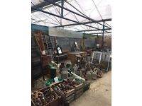 LOOKING FOR ARCHITECTURAL ANTIQUES/ RECLAIMED FURNITURE / ANTIQUES/ VINTAGE