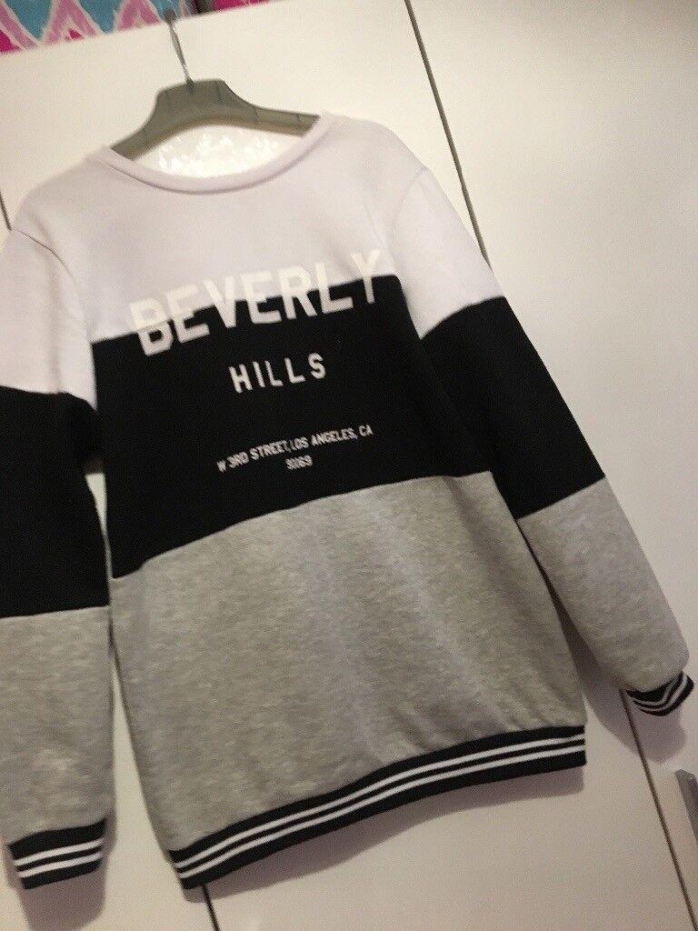 Beverly Hills river island jumper