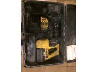 Dewalt 24v heavy duty hammer drill