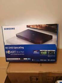 Samsung 4k upscaling box