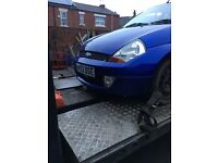 Ford KA sport breaking for parts