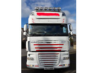 DAF XF105 super space cab 2010