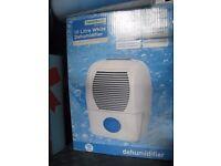 Dehumidifier Homebase 10 L