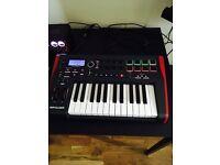 Novation Impulse 25 Controller keyboard