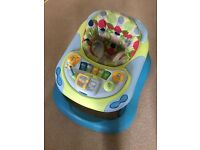 Baby walker Gracco Blue
