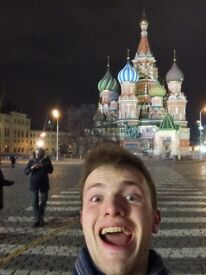 Russian Lessons from experienced British C1 teacher