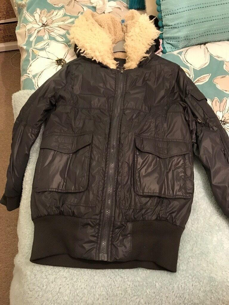 Puffa coat