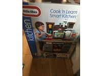 Brand new Little Tikes Cook n Learn Smart Kitchen