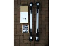 BMW Mini Countryman R60 roof rack with additional surfboard holder