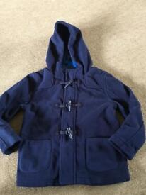 Duffel coat - age 6-7