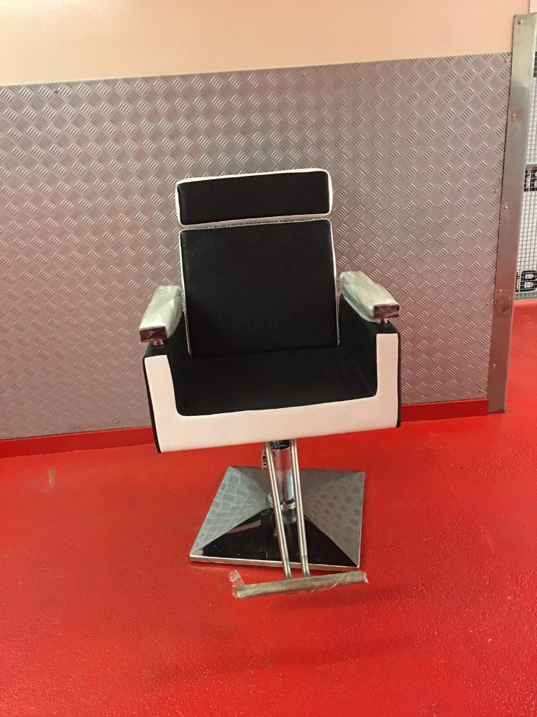 Beauty barber hairdressing chair