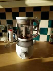 Avent 4 in 1 steamer blender