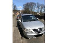 Ssangyong 7 seater