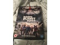 Dawn of the Planet Of the Apes - DVD - used