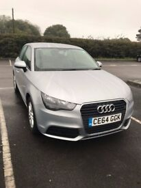 Audi A1 1.6 TDI SE Sportback 5dr. Excellent Condition. 23,000 Miles. New MOT. Full Service History.