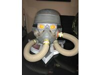 Killzone 3 Helghast Helmet Playstation