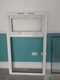 Double glazed upvc window brand new A rated
