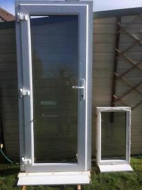 Double glazed door & window