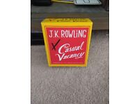 Jk Rowling's the casual vacancy audiobook