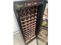 Wine Cave - Dual temperature 52 bottles