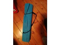 Exercise mat in good condition
