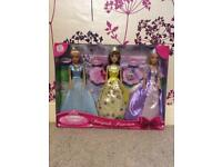 Fairytale Princesses Brand New
