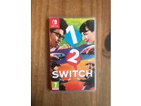 1,2 Switch - Nintendo Switch Game