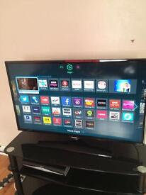 """Samsung 40""""led smart Telly Mint Condition"""