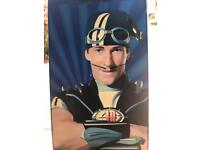 Lazy Town Get up and Roll Sportacus skateboard