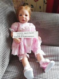 Henrietta reborn toddler