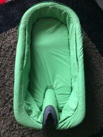 Stokke Xplory Carrycot- Green