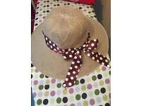 Ladies/girls summer hat