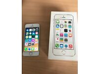 iPhone 5s 16 gb in silver