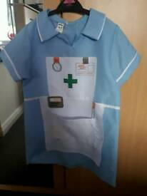 Childrens nurse dress