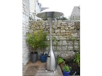 Elegant Stainless steele Patio Heater Brand New
