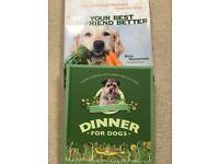Home cooking books for dogs