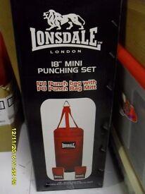 18 inch Mini punching set