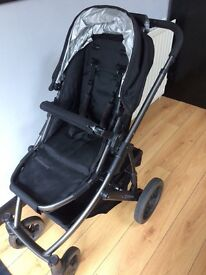 Uppababy vista complete travel system - including maxi-cosi car seat
