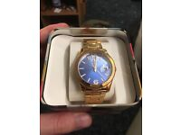 Never Worn Gold, Female Fossil Watch
