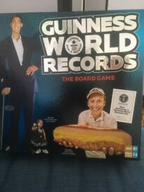 Guinness world record board game