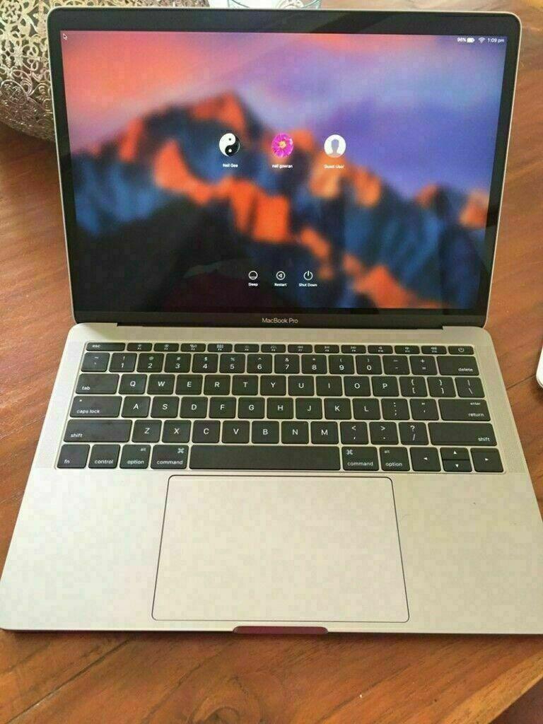 Apple MacBook Pro 13' Non-TouchBar Core i5 2 6Ghz 8gb Ram 128gb SSD Final  Cut Pro Adobe Premiere Pro | in Greenwich, London | Gumtree
