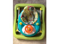 Chad Valley Circus Friends Baby Walker - Deluxe