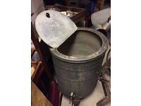 Catering water boiler