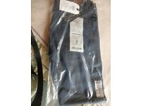 'ONLY & SONS' MENS SKINNY DENIM JEANS 36W 34L BRAND NEW RRP £34