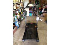 York Fitness treadmill, Model t13i