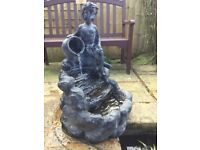 Water Feature excellent Condition New pump