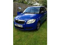 SKODA FABIA 08 PLATE EXCELLENT CONDITION ONE YEAR MOT 1250£\SWAP FOR CAR AND CASH
